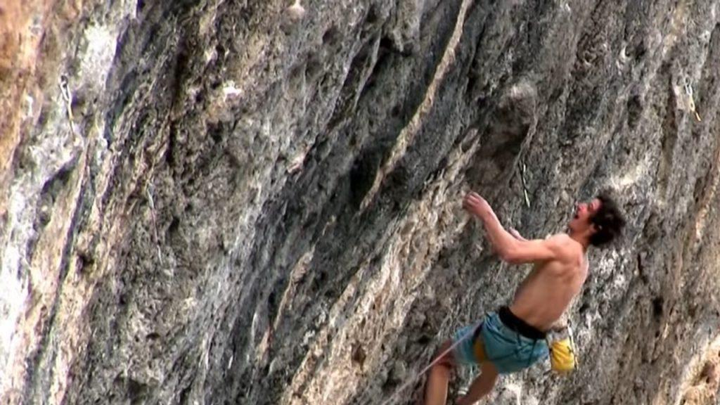 Adam Ondra escalador Mamichula