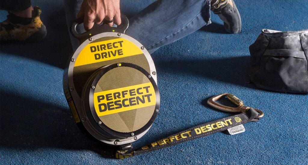 autoasegurador automático Perfect Descent