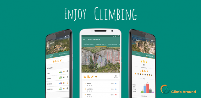 Enjoy climbing Climb Around