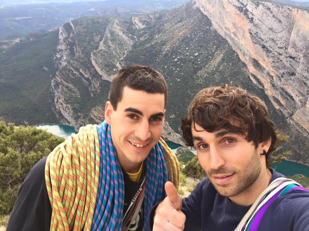 Fundadores de Climb Around