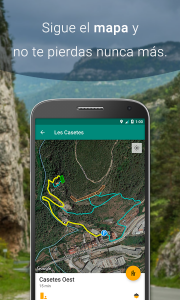 Aproximaciones app Climb Around