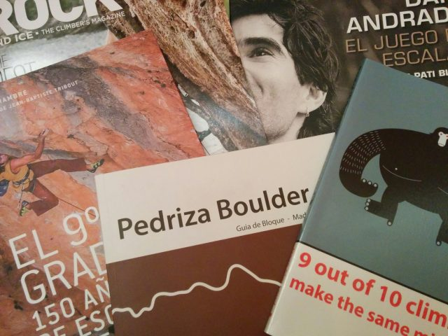5 libros de escalada recomendados