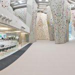 Kletternzentrum Innsbruck rocódromo interior