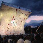 Kletterzentrum Innsbruck muro competición escalada