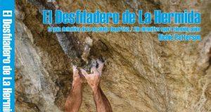 guía de escalada El Desfiladero de La Hermida