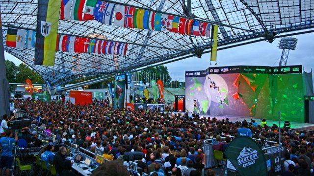 Copa del Mundo Boulder Múnich 2015