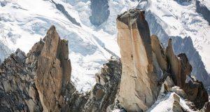 Digital Crack escalada Chamonix
