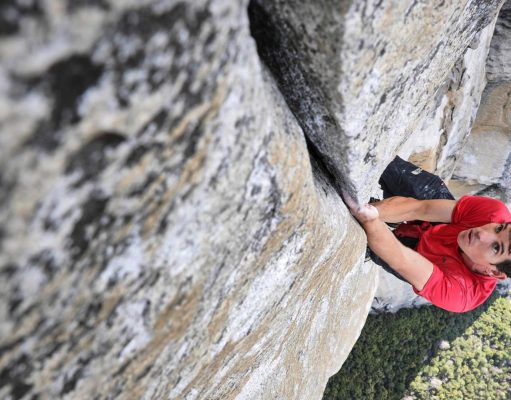 Alex Honnold solo integral Freerider
