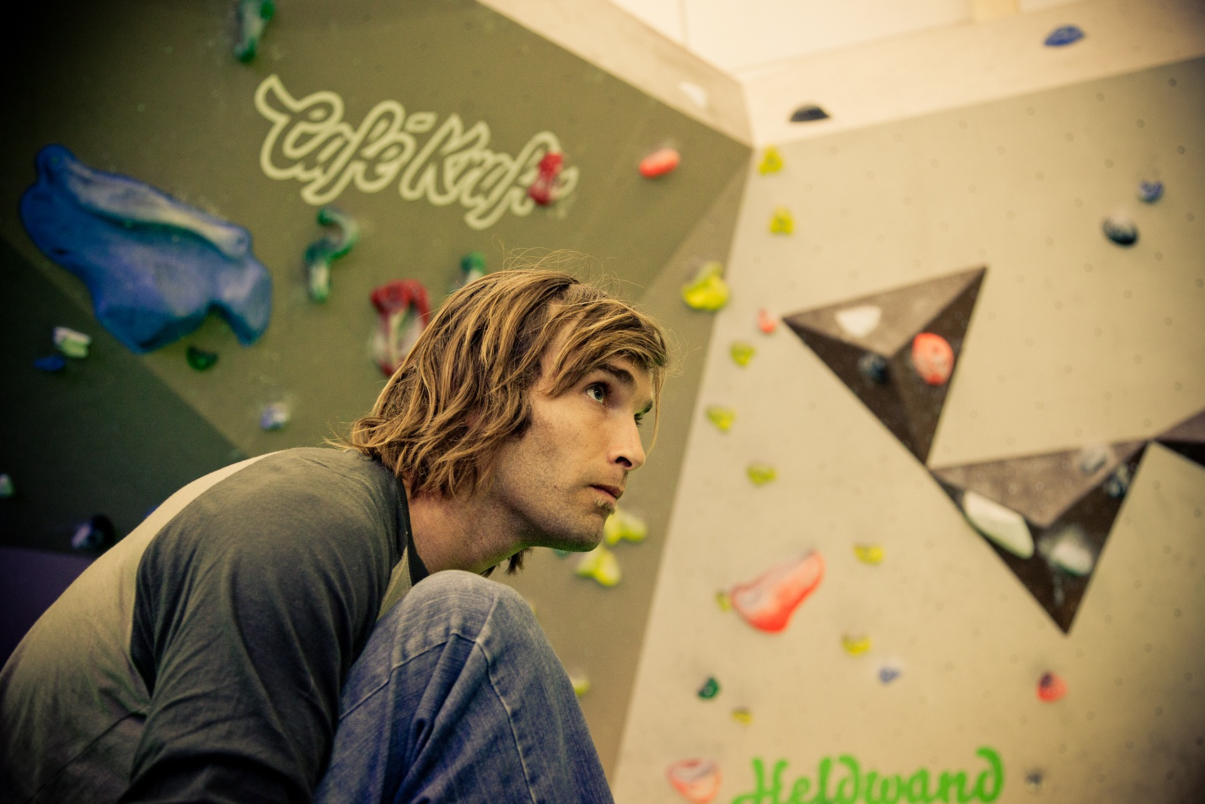 Chris Sharma en Café Kraft (2011)