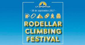 cartel Rodellar Climbing Festival 2017