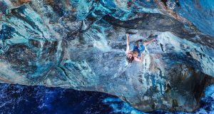 Chris Sharma psicobloc Big Fish