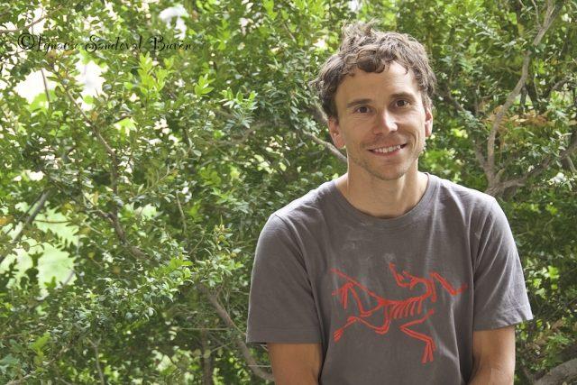 Jonathan Siegrist escalador