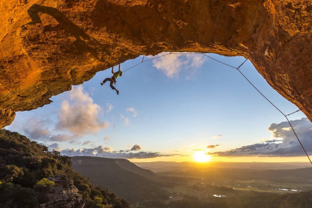 Simon Carter fotógrafo escalada