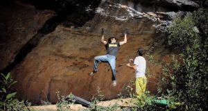 Dani Andrada boulder Siurana
