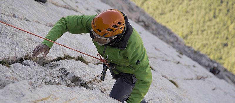 Marcel Remy escalador 94 años