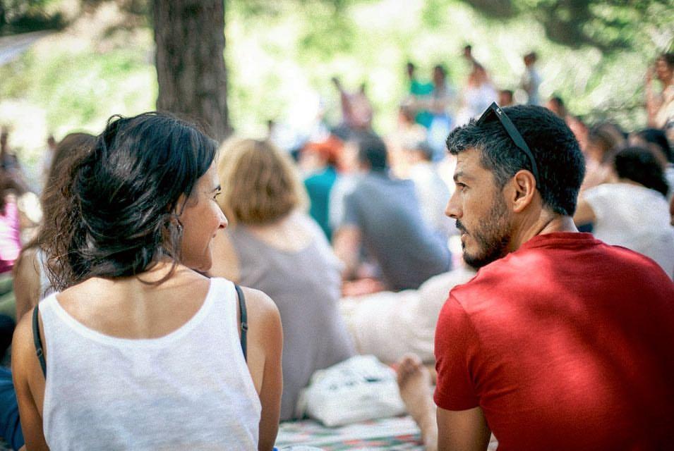 Pablo y Anabel festival Inspira