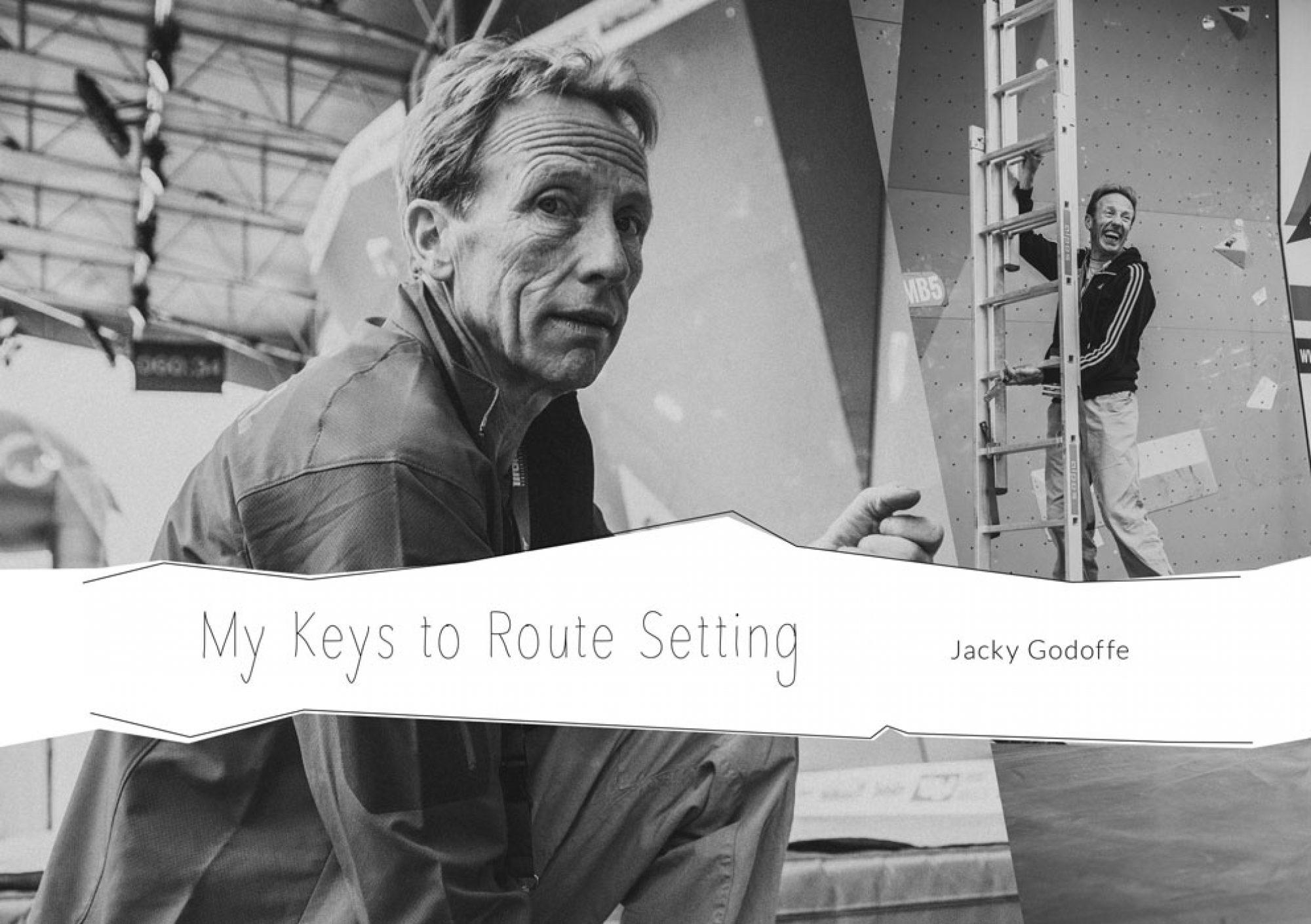 Portada libro My Keys to Route Setting