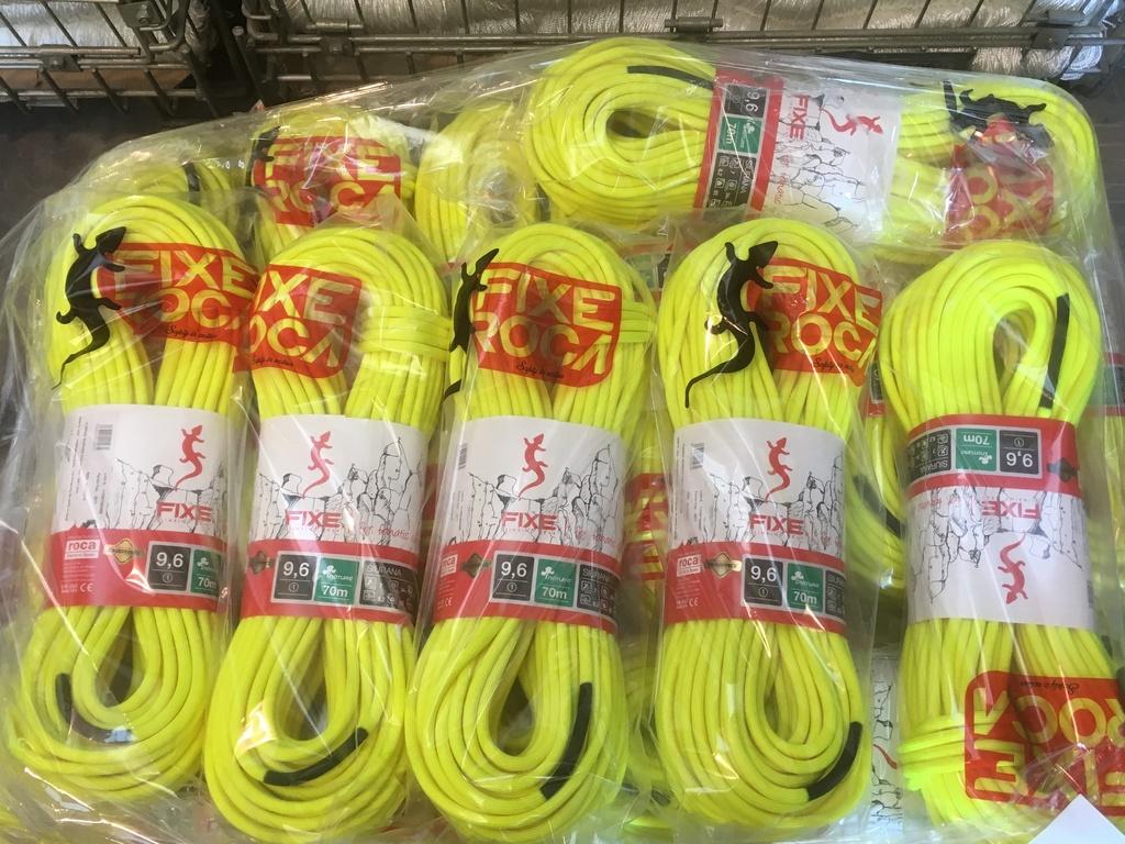 Fixe Cuerda Siurana 9,6mm 70m
