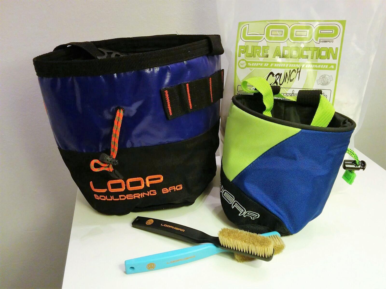 Loop Wear accesorios boulder