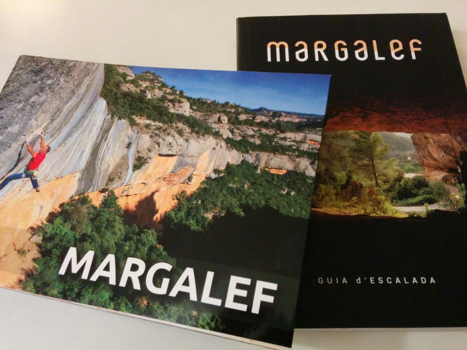 Margalef guías de escalada deportiva