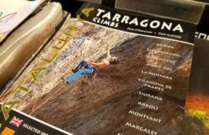 Portada guía escalada Tarragona Climbs