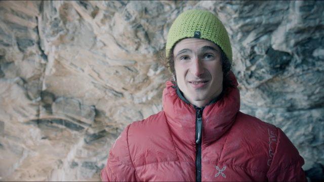 Adam Ondra retrato