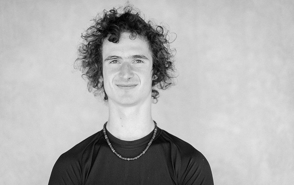 Adam Ondra retrato escalador