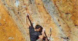 Gerard Rull escalador