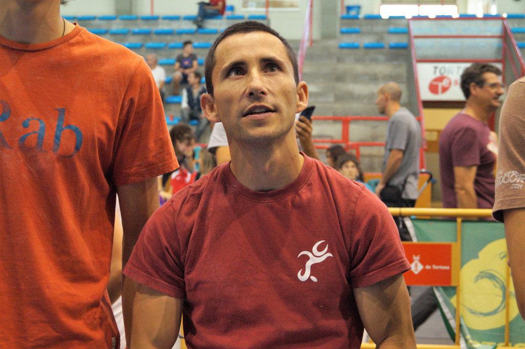 """Ramón Julian """"Ramonet"""" escalador"""