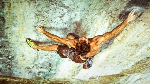 Chris Sharma en 'La Dura Dura'