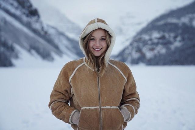 Sasha DiGiulian escaladora