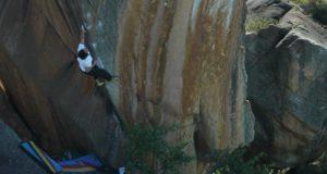 Shawn Raboutou escalador