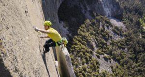 Tommy Caldwell escalador