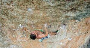 Piotr Schab escalador