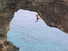 Chris Sharma en 'Es Pontàs'