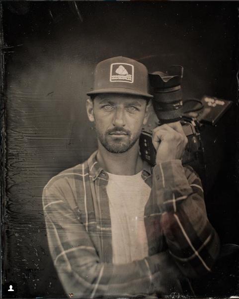 Retrato Jon Glassberg