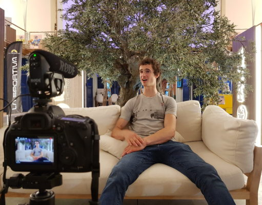 entrevista a Adam Ondra
