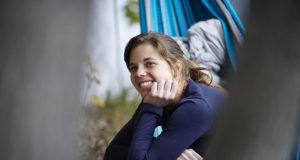 Nina Caprez escaladora