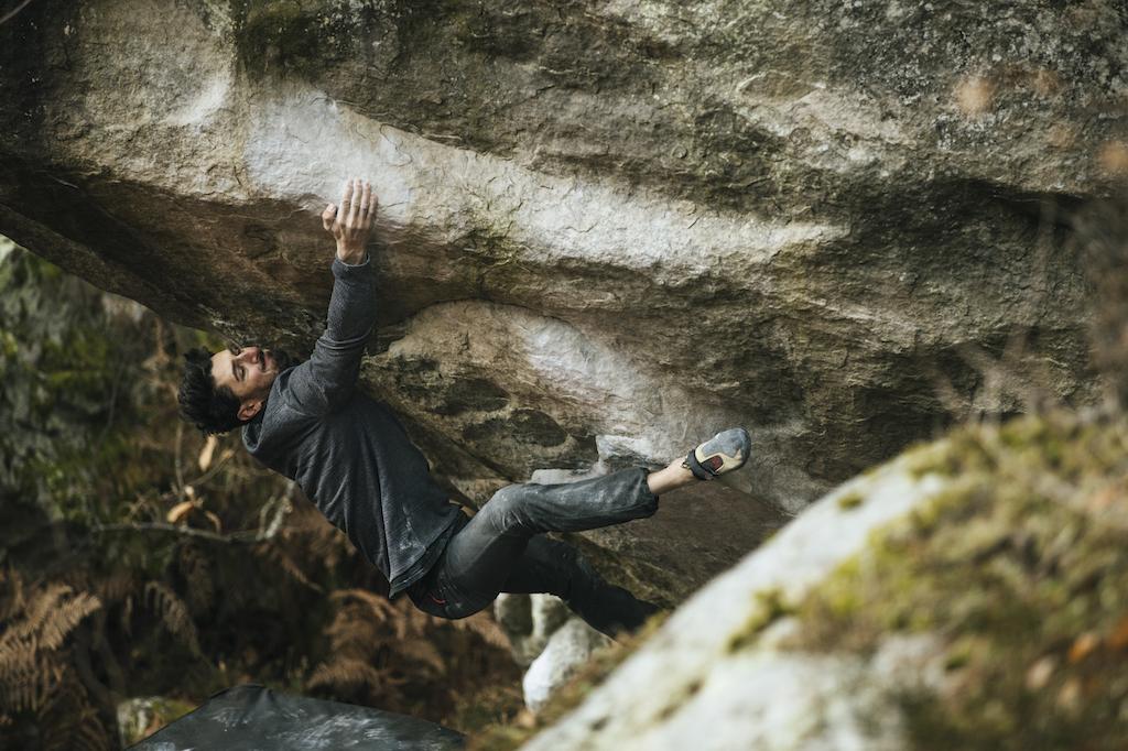 Jon Glassberg blocando Fontainebleau