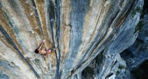 Adam Ondra en 'The Dream' 9b?