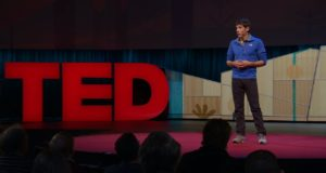 Alex Honnold conferencia en TED