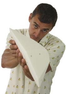 Ferran Guerrero diseñador de presas de escalada