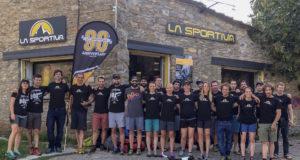 La Sportiva pro climbers