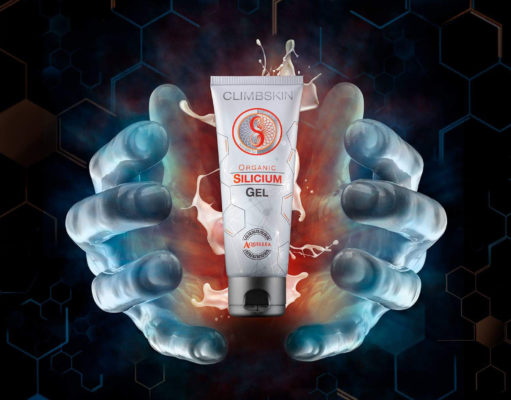 Gel de Silicio Orgánico Climbskin
