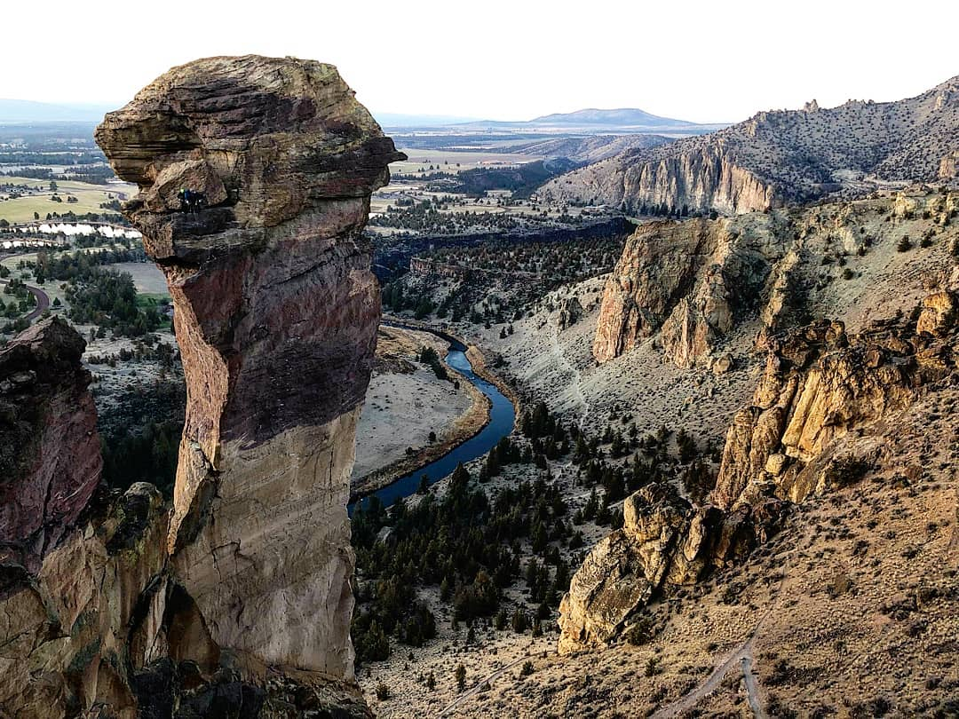 'Just Do It' en Smith Rock
