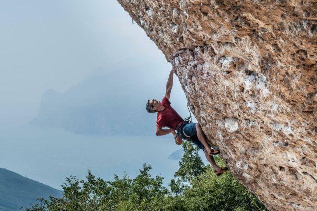 Cristiano Costa escalador y fisioterapeuta