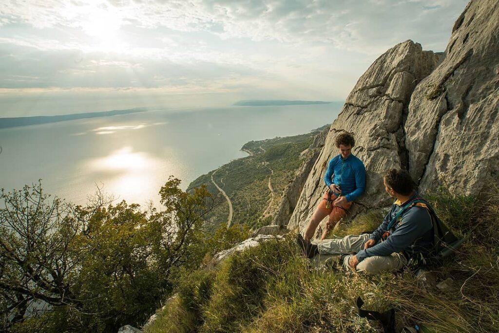 Adam Ondra escalada en Croacia