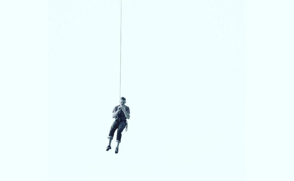 Jakob Schubert escalador