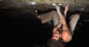 Chris Sharma en Witness The Fitness