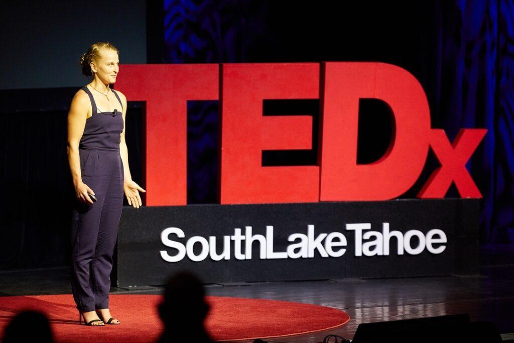 Emily Harrington TEDx